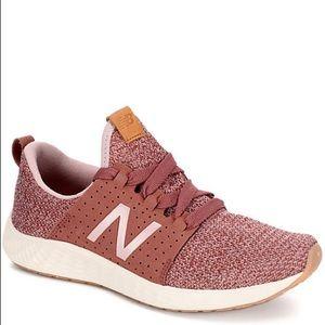 NEW BALANCE💕Fresh Foam Sport Blush Sneaker